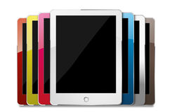 Tablet is vector Royalty Free Stock Images