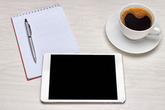 Tablet Royalty Free Stock Image