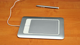 Tablet1 Stock Foto's