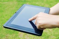 Tableta Foto de archivo libre de regalías
