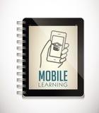 Tableta como libro electrónico libre illustration
