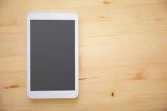 Tableta digital moderna Fotografía de archivo libre de regalías