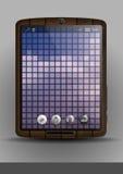 Tableta, teléfono móvil Imagenes de archivo