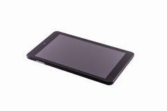 Tabletas aisladas en blanco Foto de archivo libre de regalías