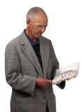 Tabletas de forma aplastante Imagenes de archivo