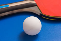 Tabletennis Royalty Free Stock Photo