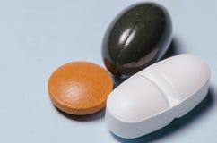 tabletki ćpa fotografia stock