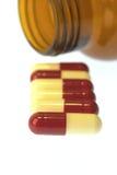 tabletki Zdjęcie Royalty Free