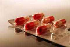 tabletki Fotografia Royalty Free