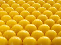 tabletki abstrakcyjnych żółte Fotografia Royalty Free