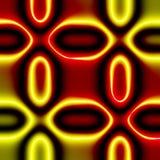 tabletki czerwone tło Obrazy Stock