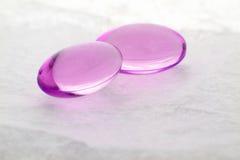 tabletki żelu Fotografia Royalty Free
