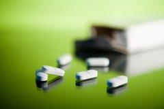 tabletki medyczne Obrazy Stock