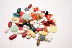 tabletki tabletek Obraz Stock