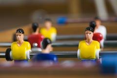 tabletop футбола Стоковое Изображение RF