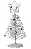 Tabletop Christmas tree Royalty Free Stock Photography