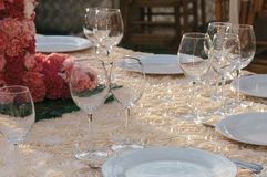 Tabletop decoration Stock Photography