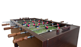 Tabletop football game. Stock Images