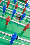 Tabletop football Stock Image