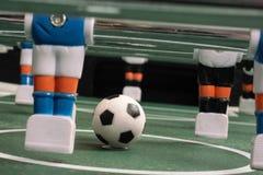 Tabletop soccer Stock Image