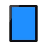 TabletPC Fotografering för Bildbyråer