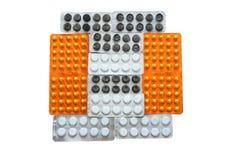 tablets arkivfoto