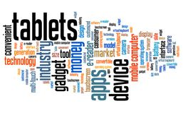 Tablets Stock Image