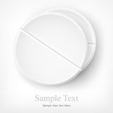 Tablets & text Royalty Free Stock Photography