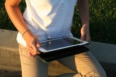 Tablette Lizenzfreies Stockbild