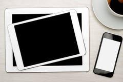 tablette Photographie stock libre de droits