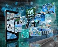 tablette Photo stock