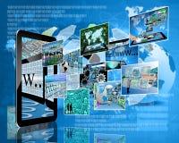 tablette Images libres de droits