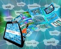 tablette Image stock