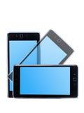 Tablette androïde Photo libre de droits