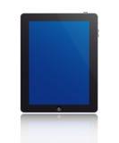 Tablette d'écran tactile Images libres de droits