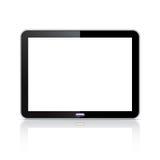 Tablette d'ordinateur Photographie stock libre de droits