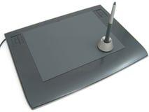 tablette de conception Image stock