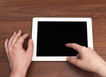 Tablette de Digitals Image stock