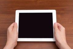 Tablette de Digitals Photos libres de droits