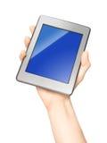 Tablette de fixation Image stock