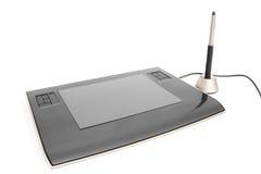tablette de PC Photo stock