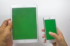 Tablette et Smartphone Image libre de droits