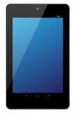 Tablette Google-Verbindung 7 lizenzfreies stockbild