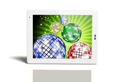 Tablette-PC Lizenzfreie Stockbilder