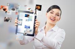Tablette-PC Stockfotos