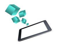 Tablette PC Lizenzfreies Stockbild