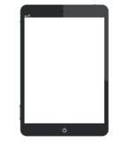 Tablette-PC-Computer mit leerem Bildschirm Lizenzfreie Stockfotografie