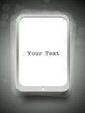 Tablette PC-Telefon Lizenzfreies Stockbild