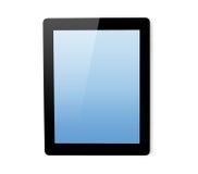 Tablettecomputer getrennt lizenzfreies stockfoto