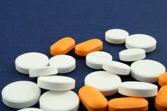 Tabletten Royalty-vrije Stock Foto